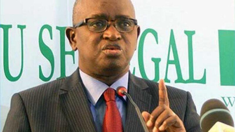 Latif Coulibaly sur les manifestations: «Une alerte sérieuse a été lancée»