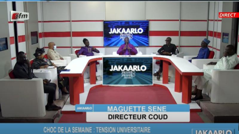 Affrontements à l'Ucad : les précisions du Directeur du COUD, dans Jakaarlo