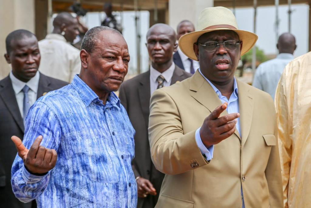 Alpha Condé s'attaque à Macky Sall: « ceux qui voulaient que la Guinée brûle…»