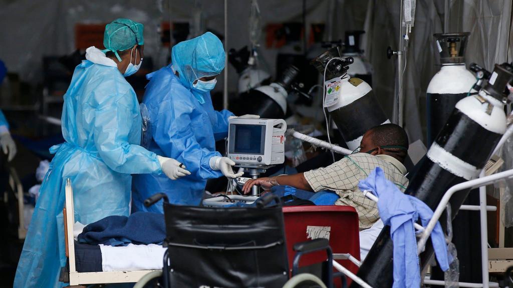 Covid-19: Une «baisse spectaculaire» des cas au Sénégal