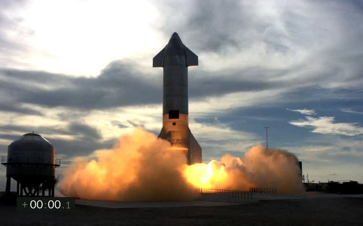 SpaceX : la fusée « Starship » explose juste après son atterrissage
