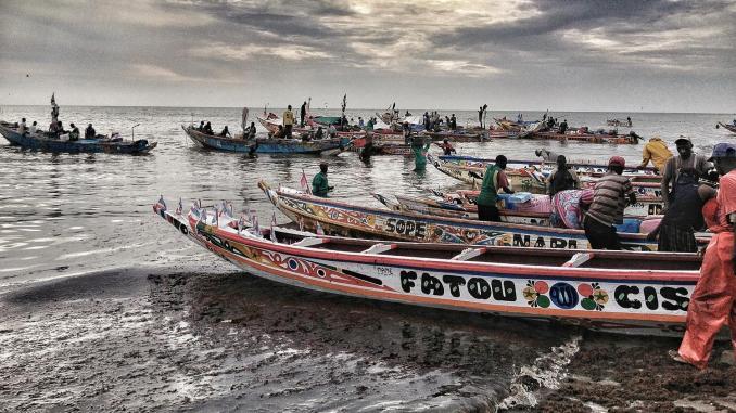 Accidents en mer: 43 pêcheurs morts ou portés disparus sur la côte sénégalaise depuis janvier