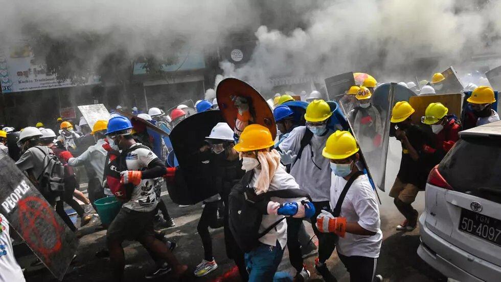En Birmanie, plusieurs manifestants prodémocratie tués par les forces de sécurité