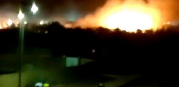 Incendie près du palais présidentiel à Popenguine : Les précisions du Commandant du groupement d'incendie et de secours