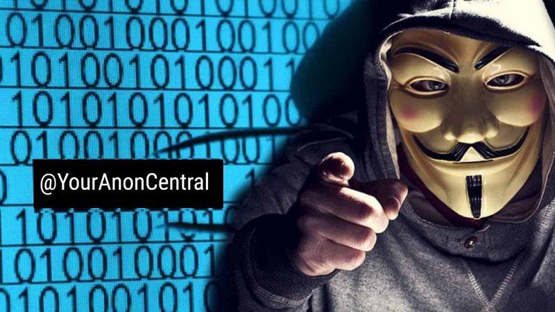 """Anonymous interpelle Macky Sall: """"Vous n'avez aucune excuse pour couper Internet (…) Si vous…"""""""