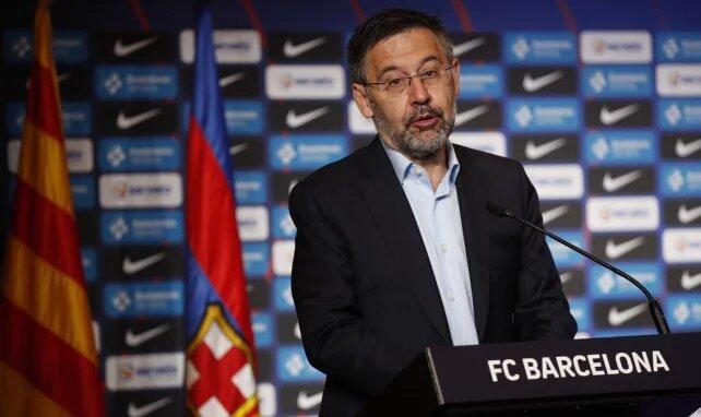 Barça : Josep Maria Bartomeu en liberté conditionnelle