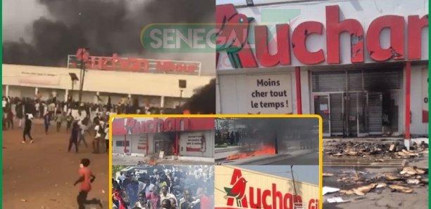 Mr Diouf (Auchan) : » Nous avons perdu une vingtaine de magasins…»