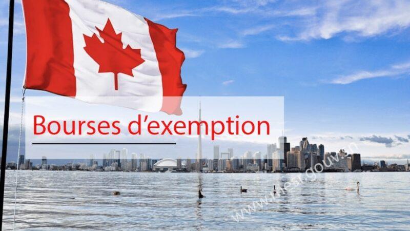 Appel à candidatures pour les bourses d'exemption offertes par le Quebec