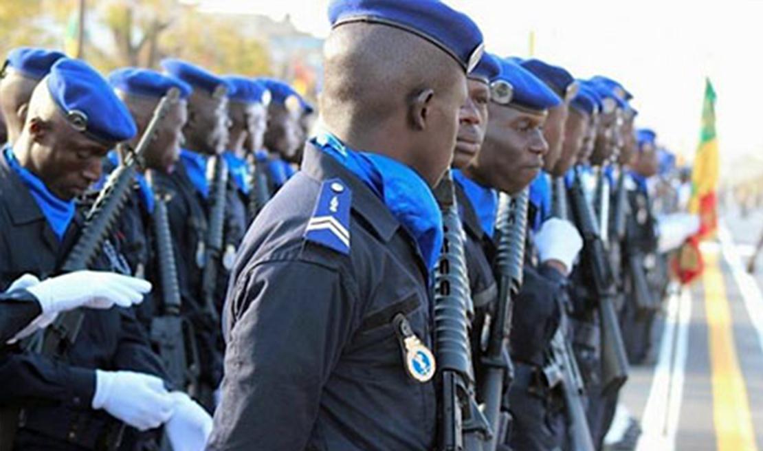 Concours d'admission à l'école des sous-officiers de la Gendarmerie Nationale au titre de l'année 2021