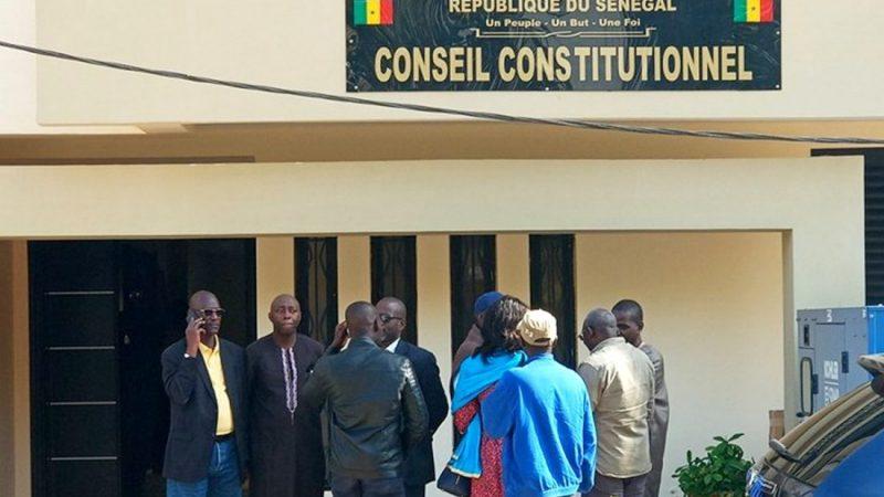 Recours d'annulation portant l'immunité parlementaire de Sonko: Le Conseil Constitutionnel dit avoir pris acte