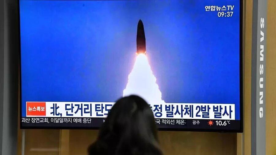Corée du Nord: tir de projectiles suspectés d'être des missiles balistiques