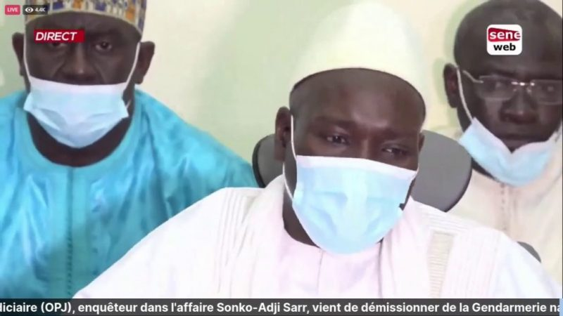 Affaire Sonko : Revivez la déclaration des émissaires des khalifes généraux