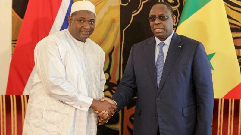 La Gambie accuse le Sénégal de violation du protocole ISRT