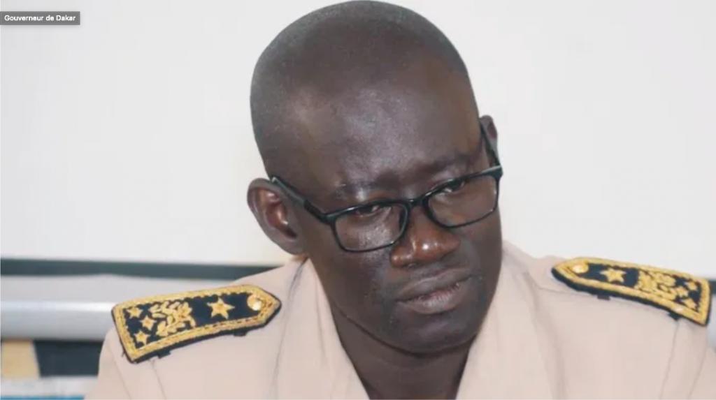 Le nouvel arrêté d'interdiction du gouverneur de Dakar (Document)