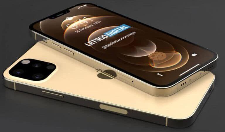 iPhone 13 : encoche réduite, Touch ID et écran 120 Hz LTPO, une fuite dévoile tout