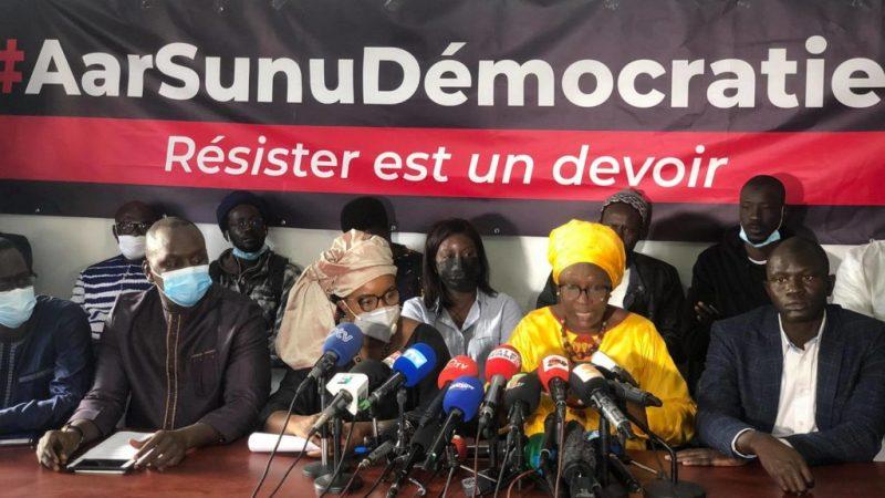Manifs au Sénégal : suivez la conférence de presse de M2D