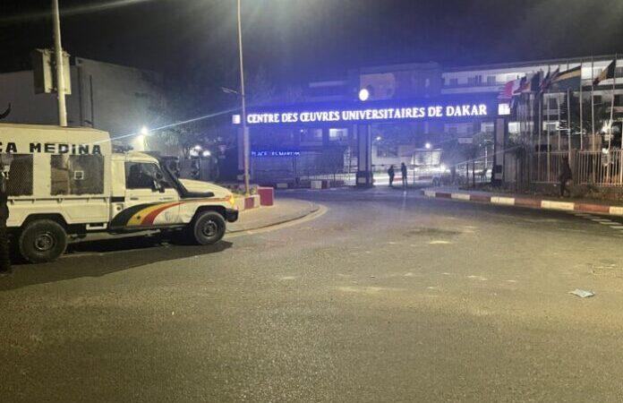 UCAD : Plusieurs blessés dans une bagarre entre étudiants !