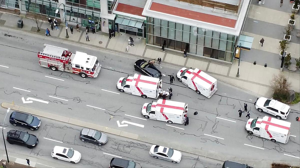 Canada: une attaque à l'arme blanche fait un mort et six blessés