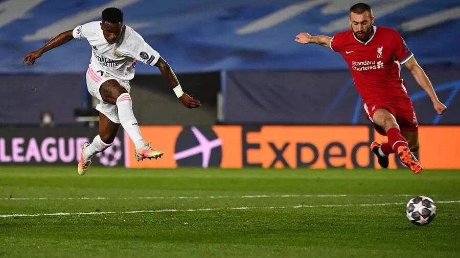 Ligue des champions: le Real et Manchester City prennent l'avantage en quarts