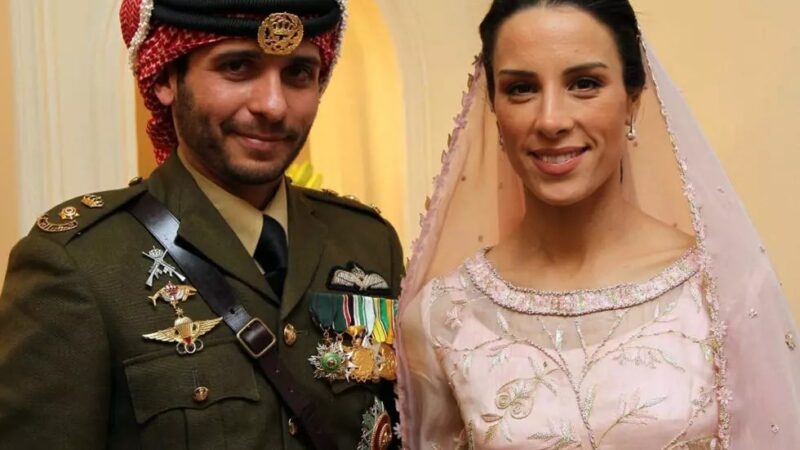 Jordanie : en résidence surveillée, le prince Hamza refuse de se taire