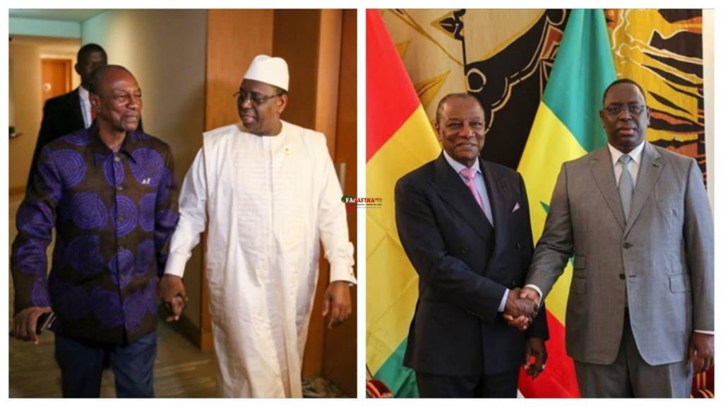 Fête de l'Indépendance : Le message de Condé a Macky Sall