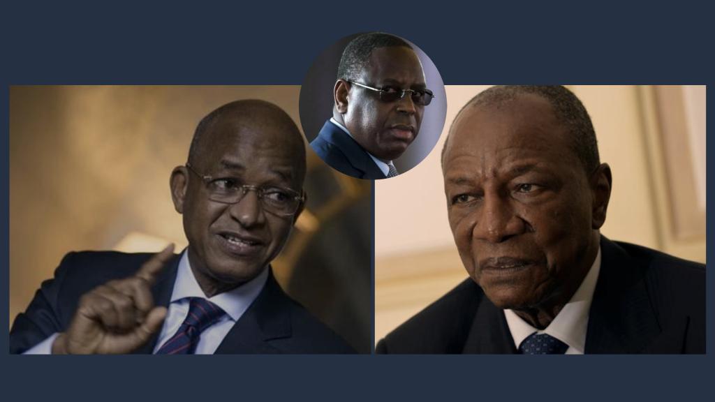 Propos choquants sur le Sénégal: Dallein «fusille» Condé!