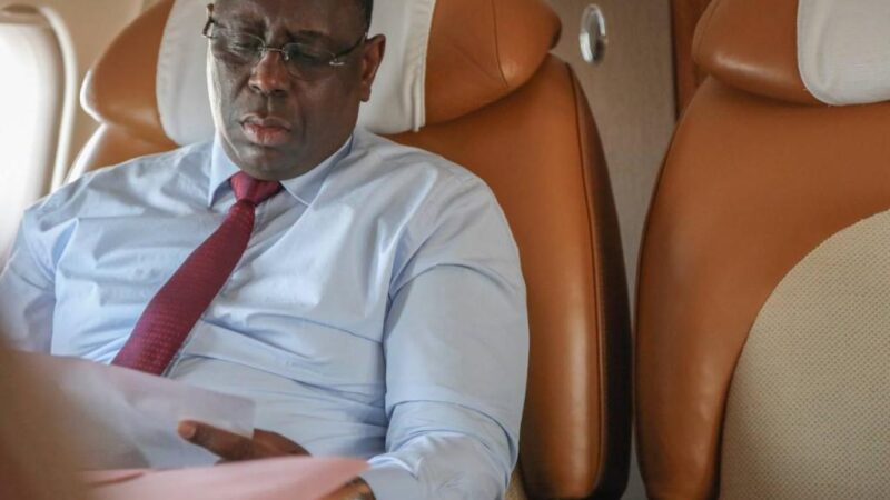 Bruxelles et Congo Brazzaville : Macky reprend les airs