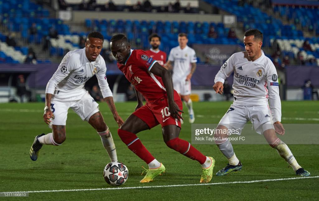 Face au Real Madrid, Mané et les Reds rêvent d'une nouvelle soirée de folie