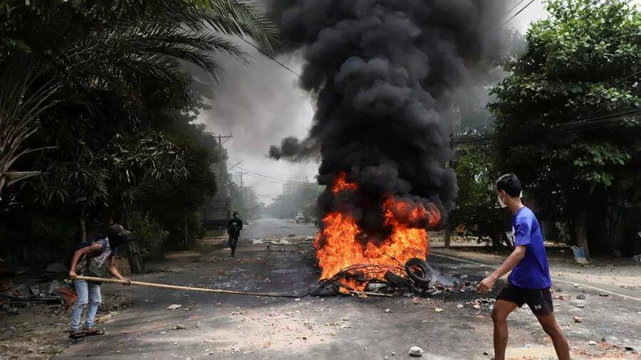 L'ONU redoute une «guerre civile» en Birmanie mais la Chine refuse les sanctions