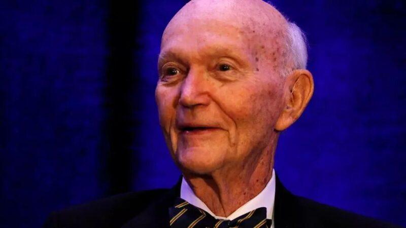 Mort de l'astronaute américain de la mission Apollo 11 Michael Collins