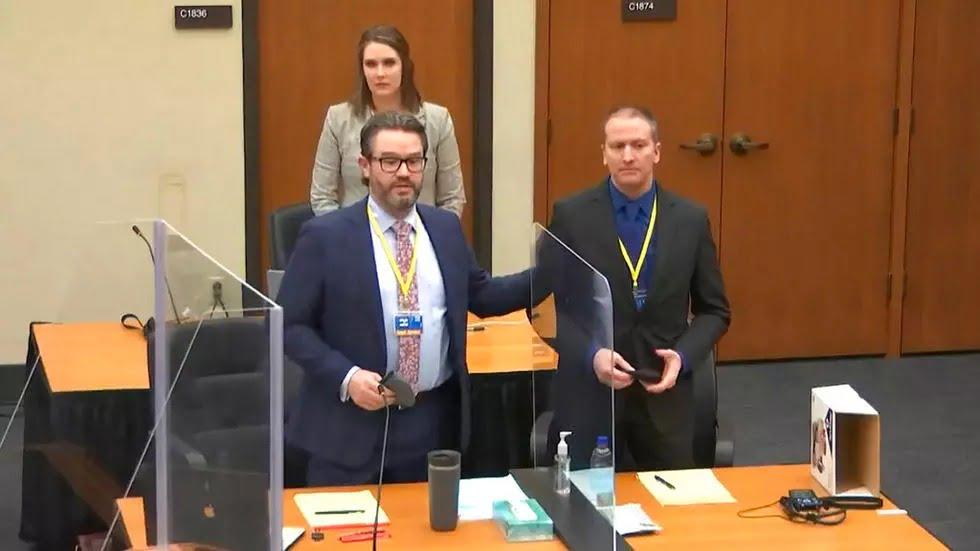 Procès Derek Chauvin: le témoignage accablant du chef de la division homicide de la police