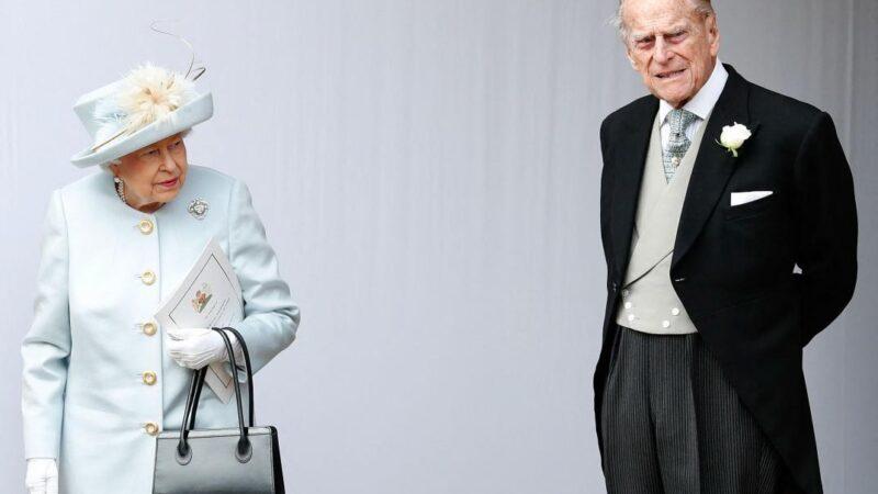 Le prince Philip, époux de la reine Elizabeth II, est mort (palais de Buckingham)