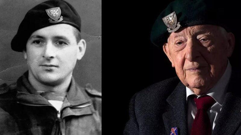 Mort du héros Hubert Faure, l'un des derniers «braves» du commando Kieffer