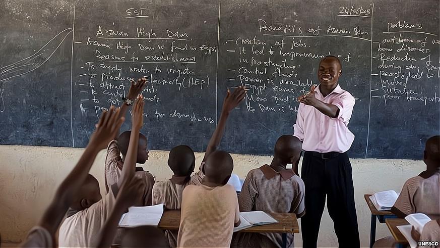 Recrutement de 5000 enseignants : 145 000 candidatures déjà enregistrées