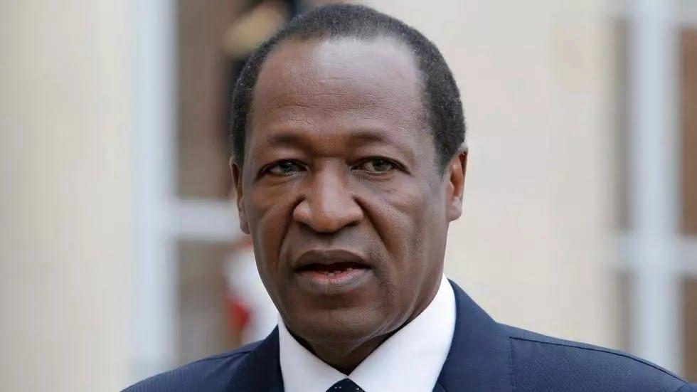 Au Burkina Faso, l'ex-président Compaoré bientôt jugé pour l'assassinat de Thomas Sankara