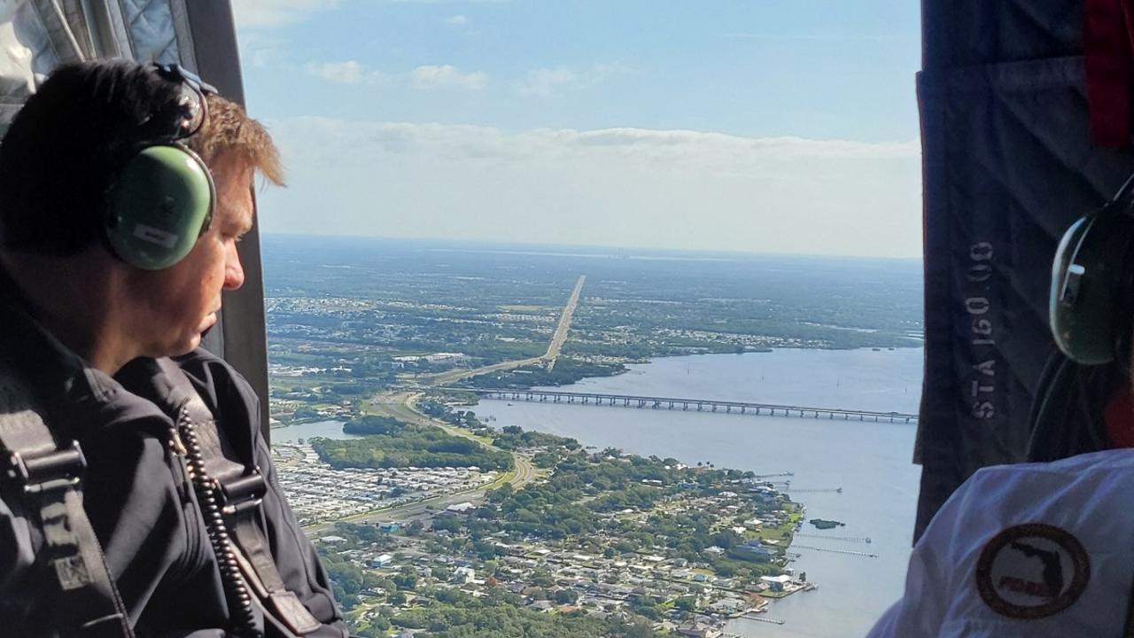 États-Unis : la Floride menacée par une «inondation catastrophique» et un désastre écologique