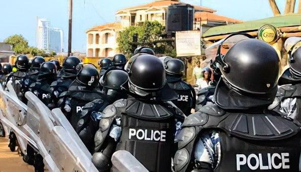 Communiqué portant appel à candidature pour le recrutement de 3000 policiers auxiliaires