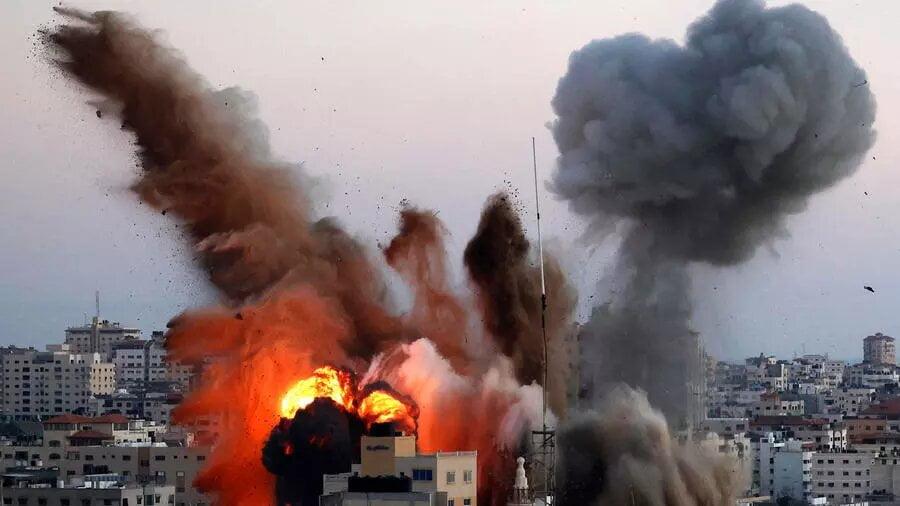 Proche-Orient: nouveaux bombardements israéliens sur Gaza, un émissaire américain sur place