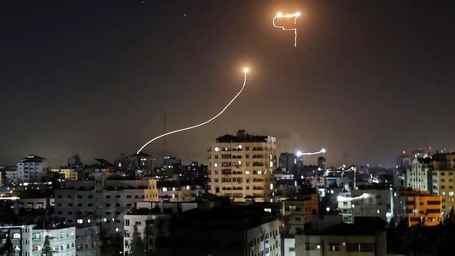 Israël/Gaza: comment fonctionne le «Dôme de fer», le dispositif anti-missiles israélien