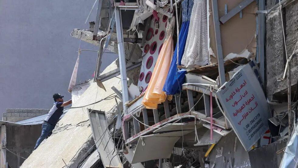 À Gaza, les bombes israéliennes continuent à faire des victimes