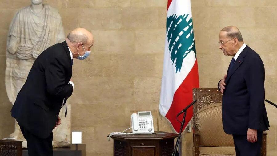 Liban: après les menaces de la France, le silence des officiels, l'enthousiasme des opposants