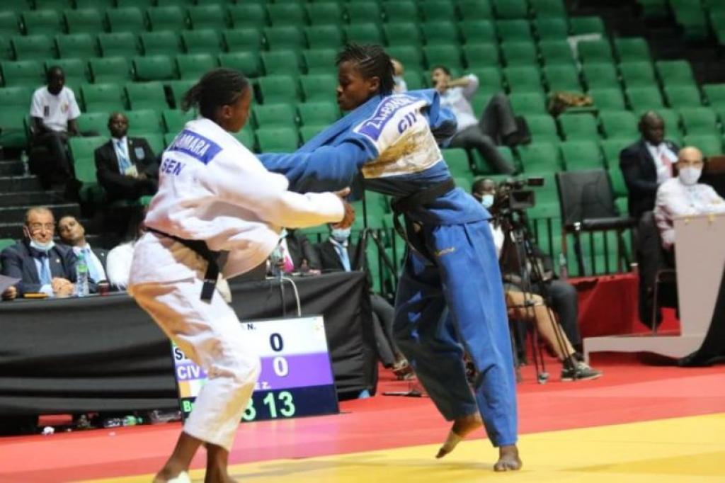 Judo : entrée ratée pour les Lions en championnats d'Afrique