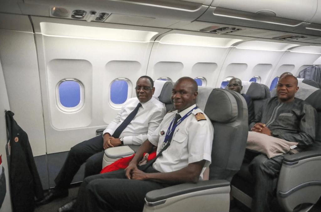 Assemblée nationale : Le prix du nouvel avion présidentiel révélé