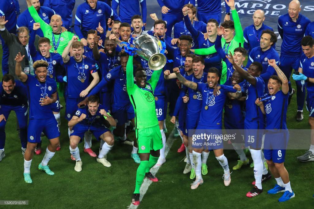 Mendy et Chelsea vainqueurs de la Ligue des Champions !