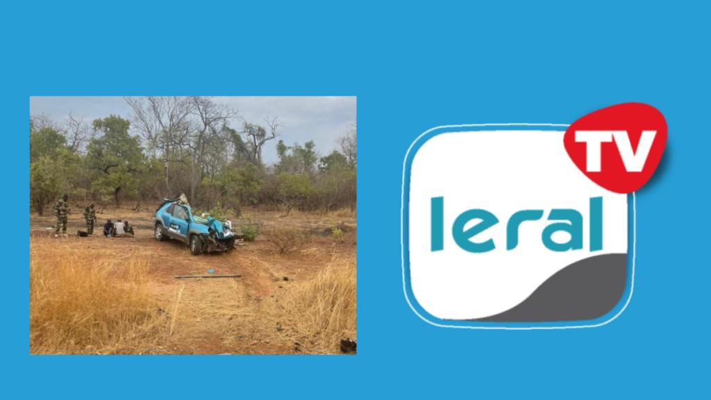 Tournée économique : 3 agents de Leral meurent dans un accident