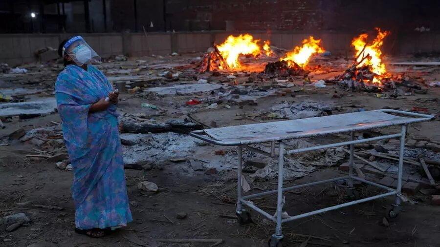 Covid-19 en Inde: «Une situation catastrophique, on n'a jamais vu cela»
