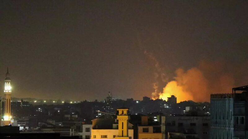 Des soldats israéliens pénètrent dans la bande de Gaza, annonce l'armée