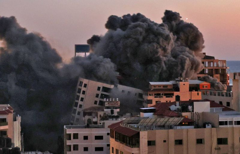 Le pari risqué du Hamas
