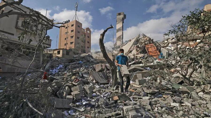 Conflit israélo-palestinien: après le cessez-le-feu, l'heure du bilan et de la reconstruction