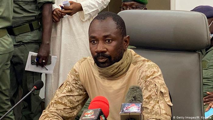 Mali: la Cour constitutionnelle déclare le colonel Assimi Goïta président de la transition